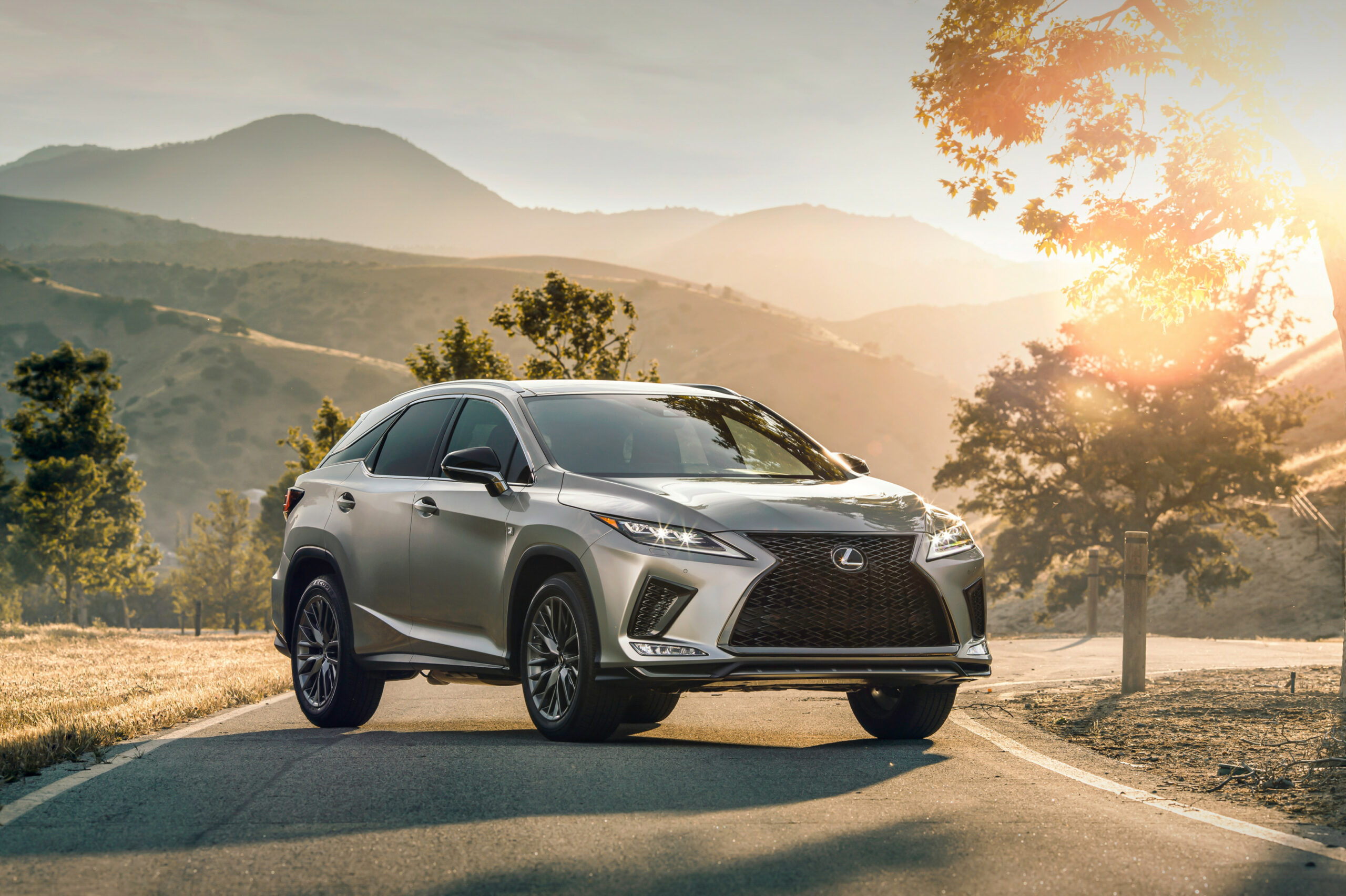 Made in Canada: The Newly Revealed 11 Lexus RX - The News Wheel