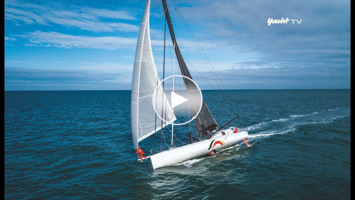 Made in Germany: ein deutsches Team will zum The Ocean Race - volvo yacht race 2020