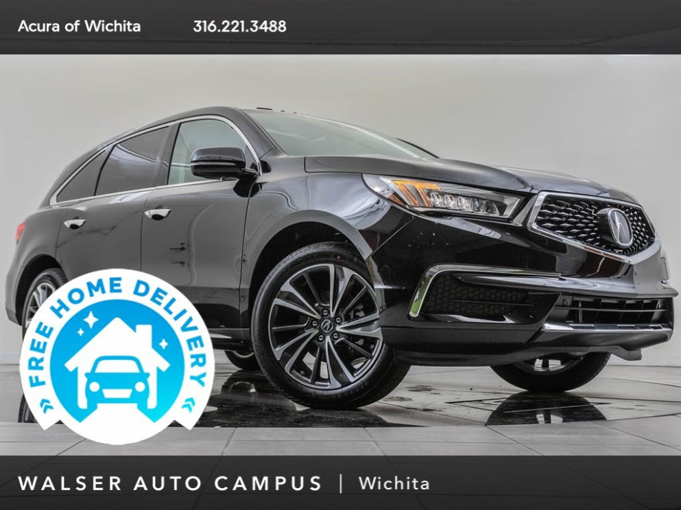 March 11 Best 11 Acura MDX Lease & Finance Deals | Walser Auto ...