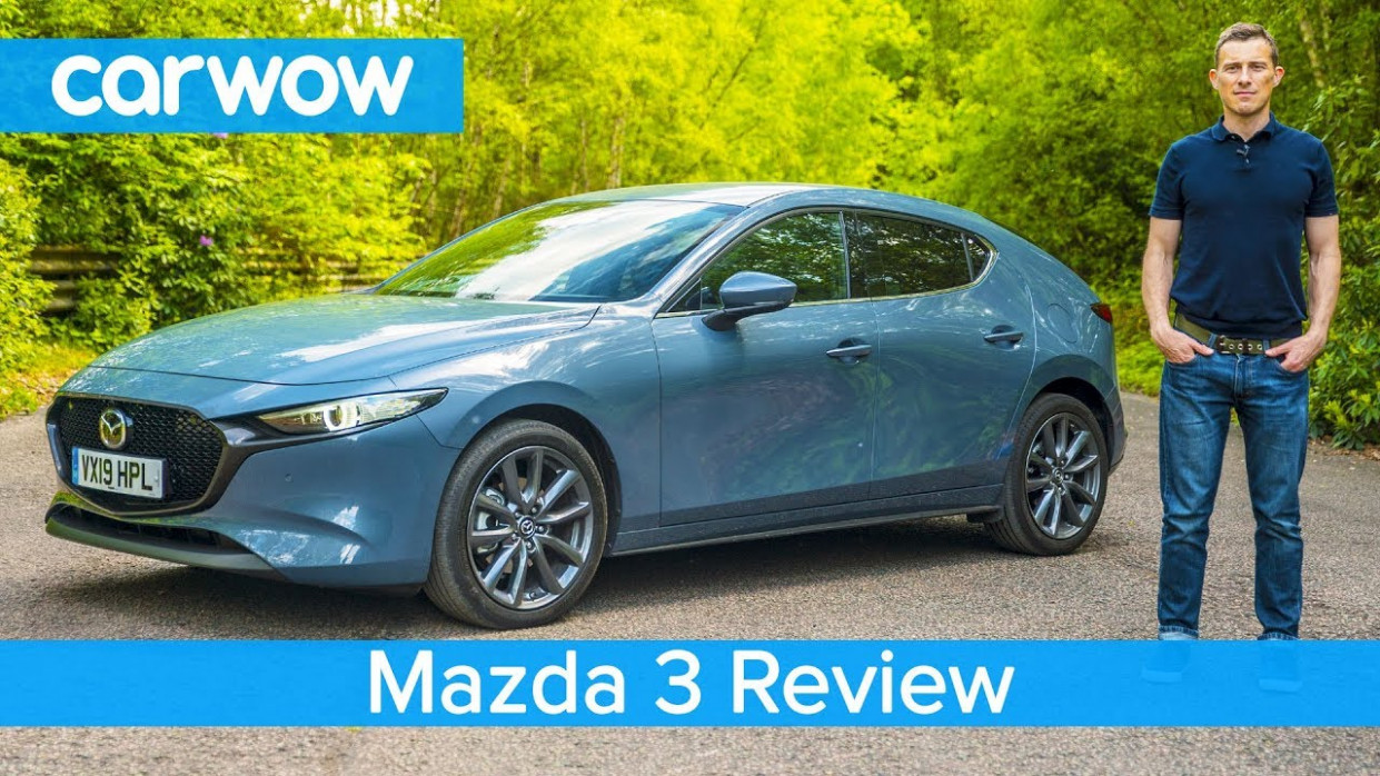 Mazda 11 11 in-depth review | carwow Reviews