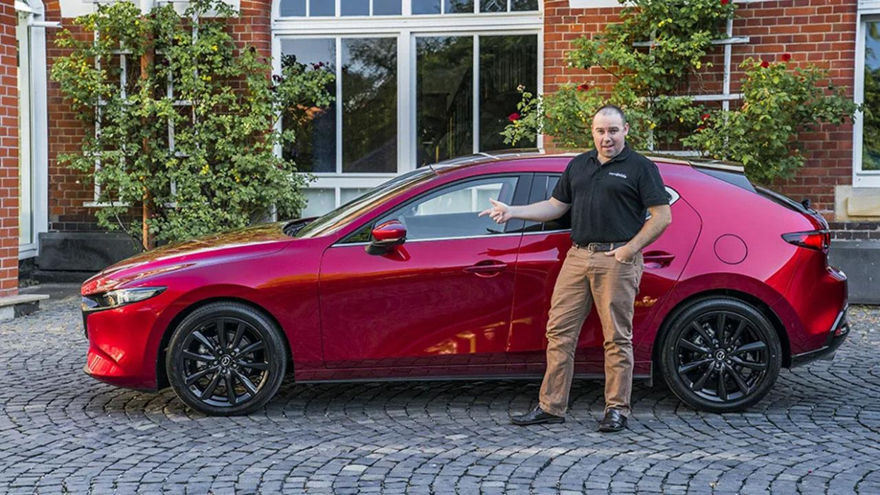 Mazda 11 11 review: Skyactiv-X