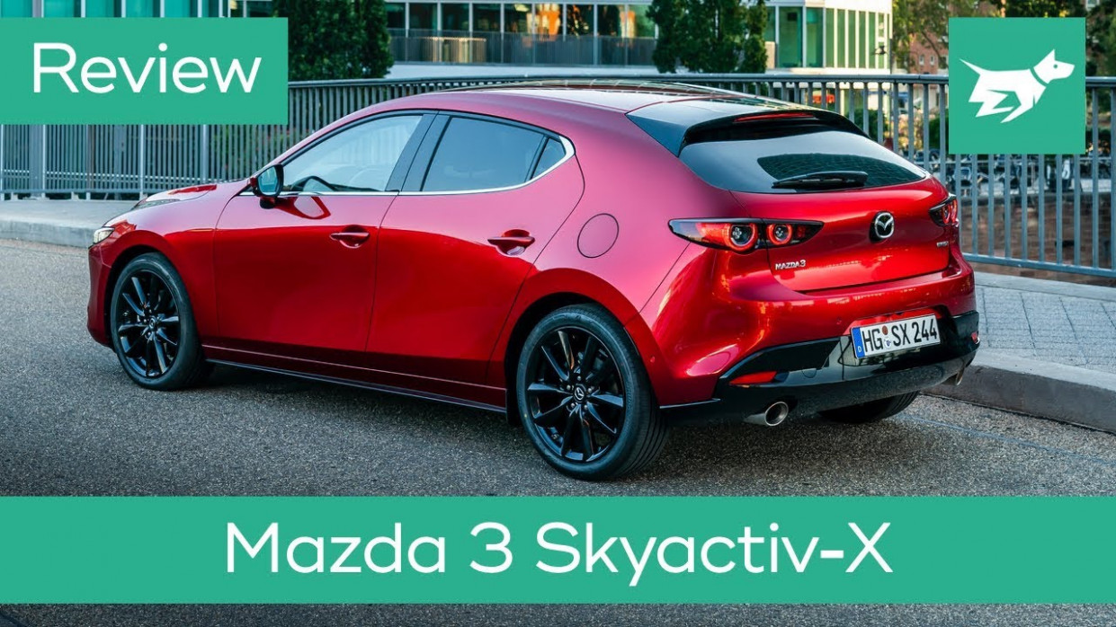 Mazda 8 Skyactiv-X 8 review - 2020 mazda gs