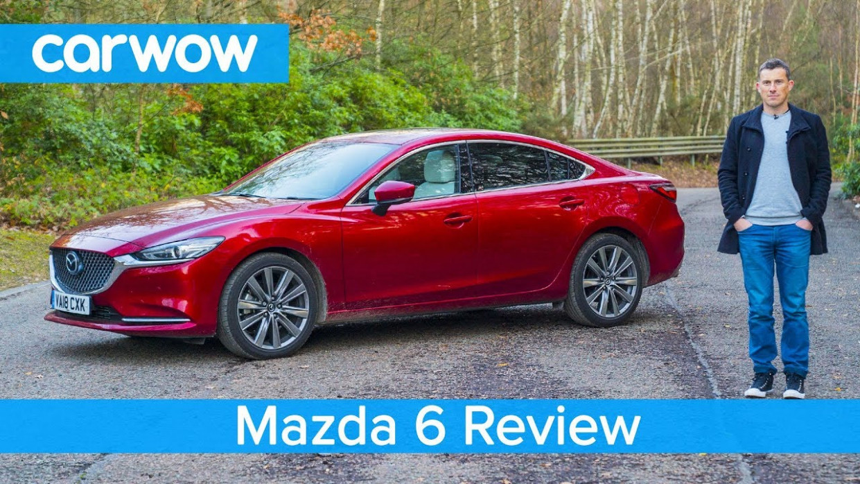 Mazda 9 9 in-depth review | carwow Reviews - mazda 6 2020 youtube