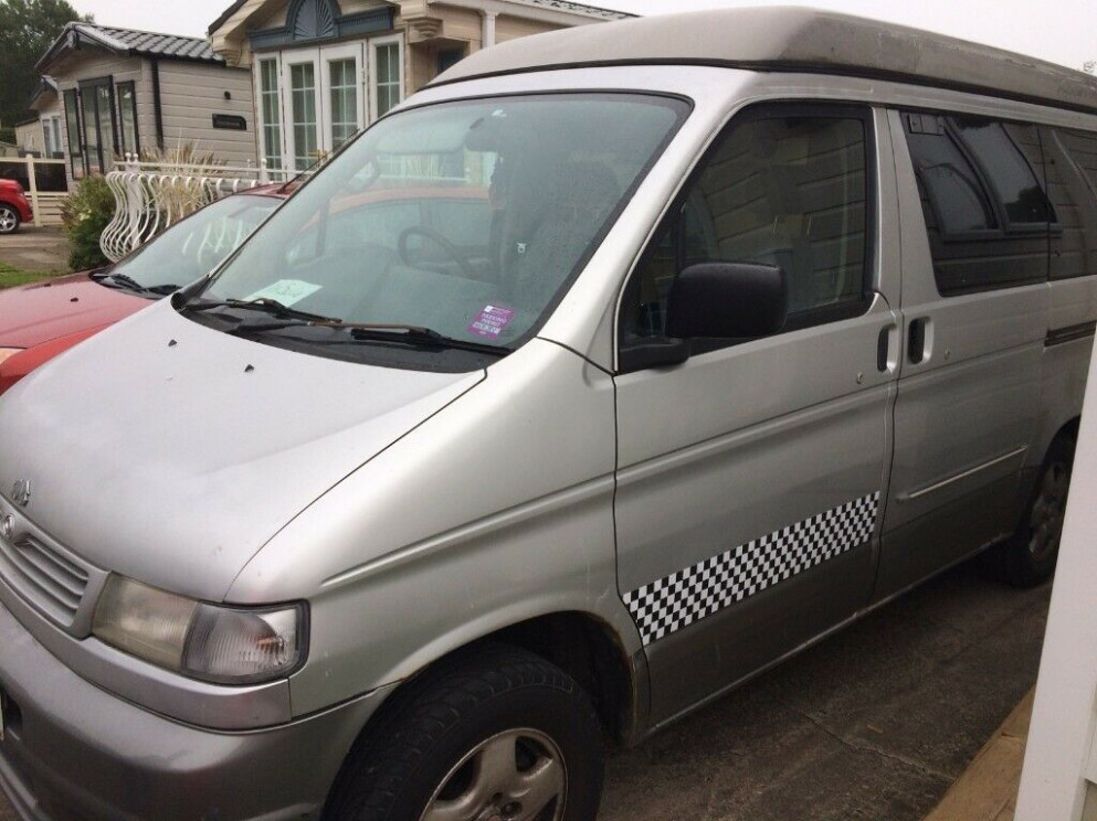Mazda Bongo camper van, NEW MOT July 10, good condition for age. Sale due  to ill health and age. | in Derby, Derbyshire | Gumtree