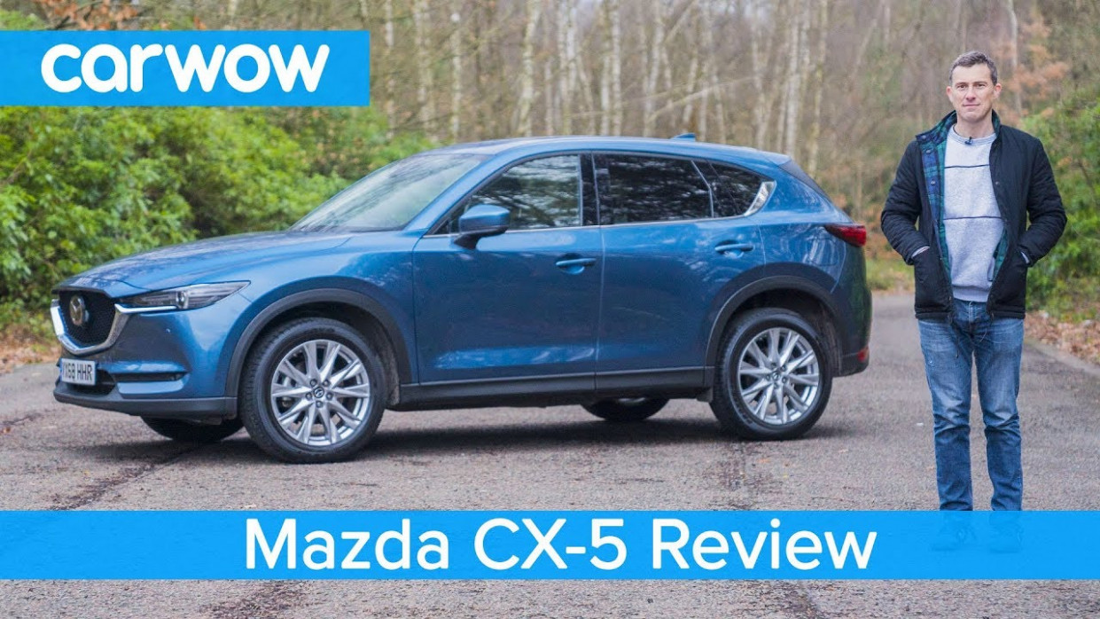 Mazda CX-10 SUV 10 in-depth review | carwow Reviews - 2020 mazda cx 5 youtube
