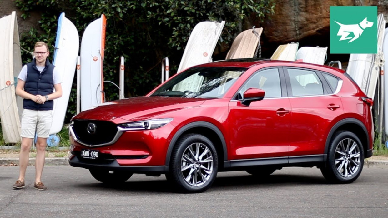 Mazda CX-10 turbo 10.10L 10019 review