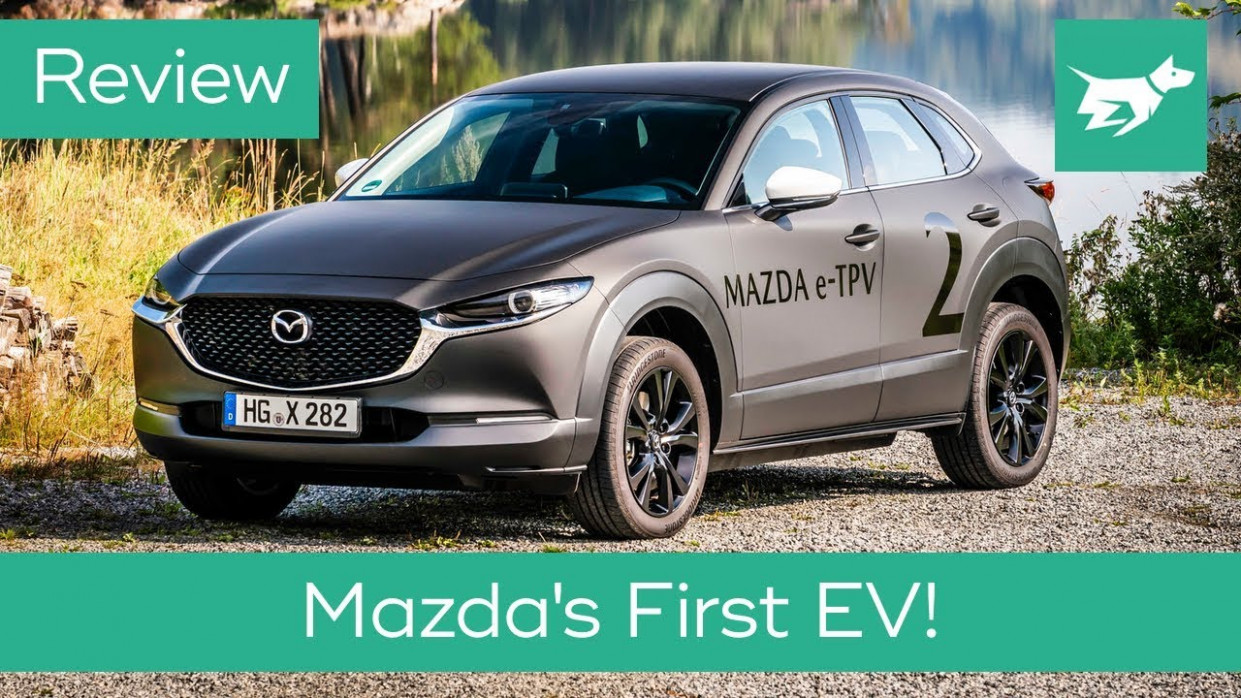 Mazda EV 8 review – prototype electric SUV - mazda electric car 2020