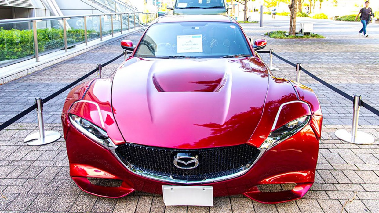 MAZDA'S NEW RX12? - TOKYO MOTOR SHOW 20112
