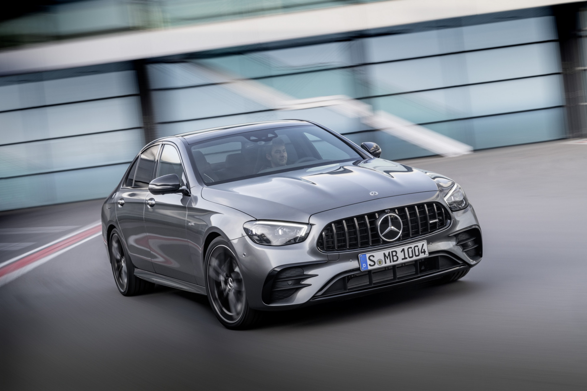 Mercedes-AMG E 11 11MATIC+ in der Modellpflege: Bilder & Details - 2020 mercedes uk