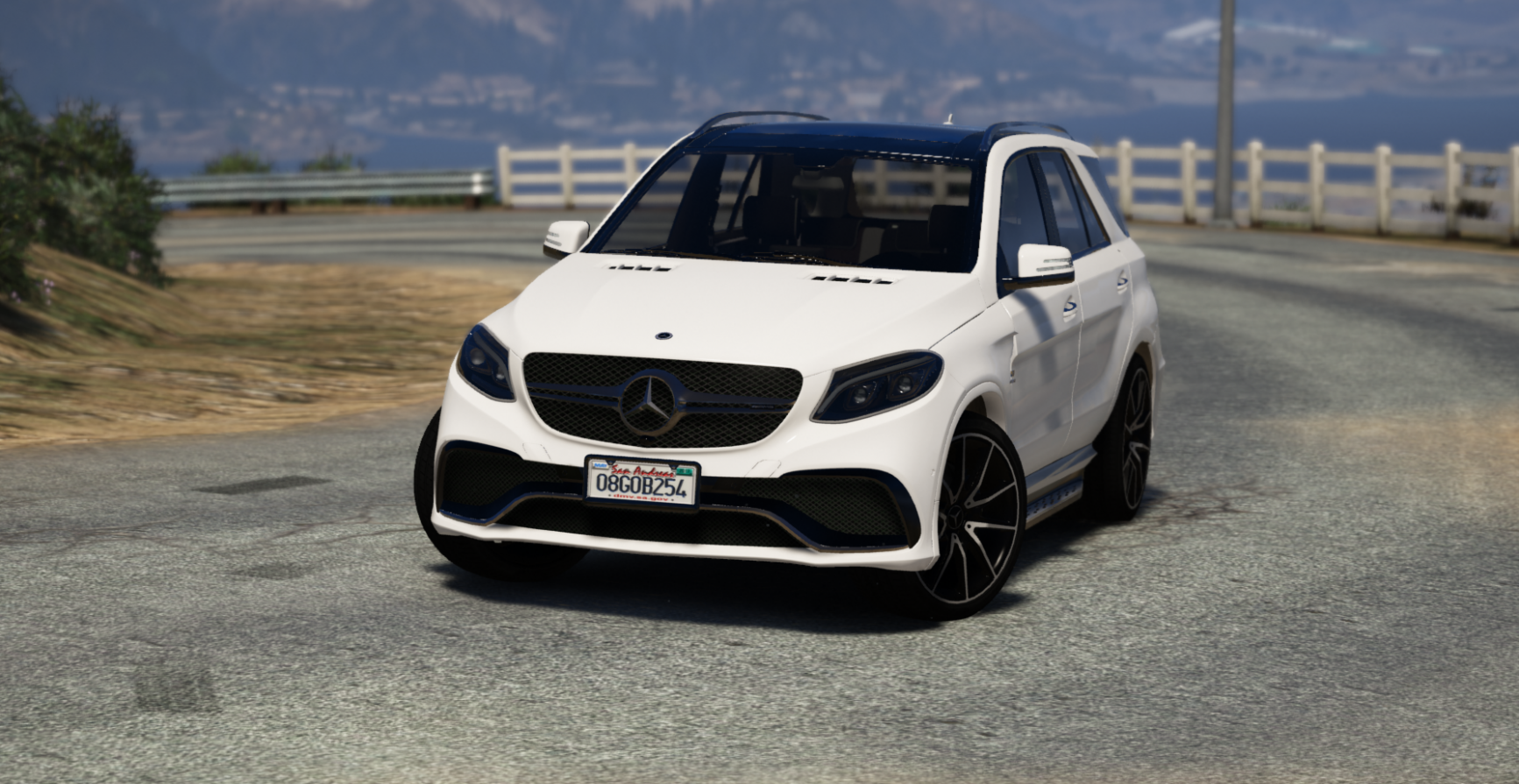Mercedes-AMG GLE 11 S 11MATIC (RESTYLING) [Add-on / Replace] - GTA11 ..