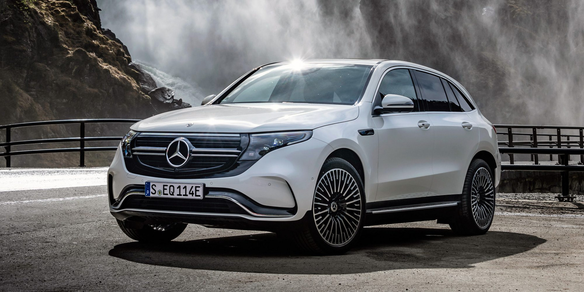 Mercedes-Benz cuts EQC electric SUV production target in half due ..