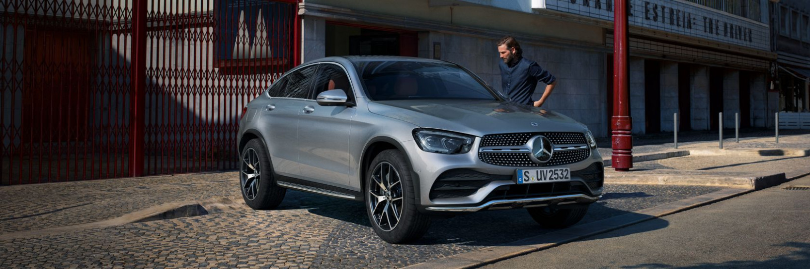 Mercedes-Benz GLC Coupé: offers and services