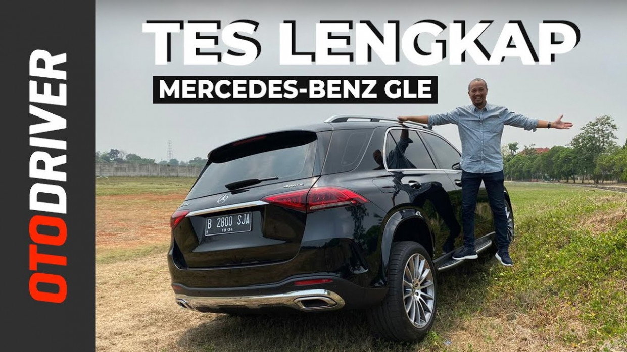 Mercedes-Benz GLE 11 11 Review Indonesia | OtoDriver - mercedes gle 2020 indonesia