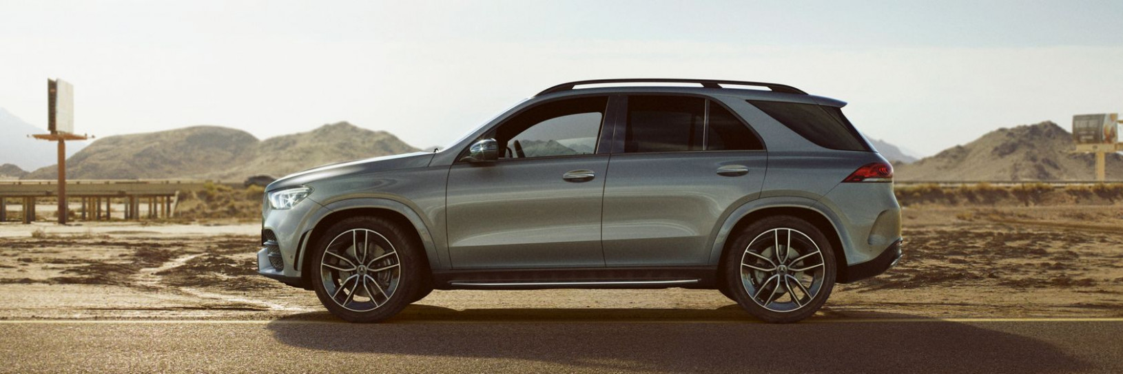 Mercedes-Benz GLE SUV: Inspiration