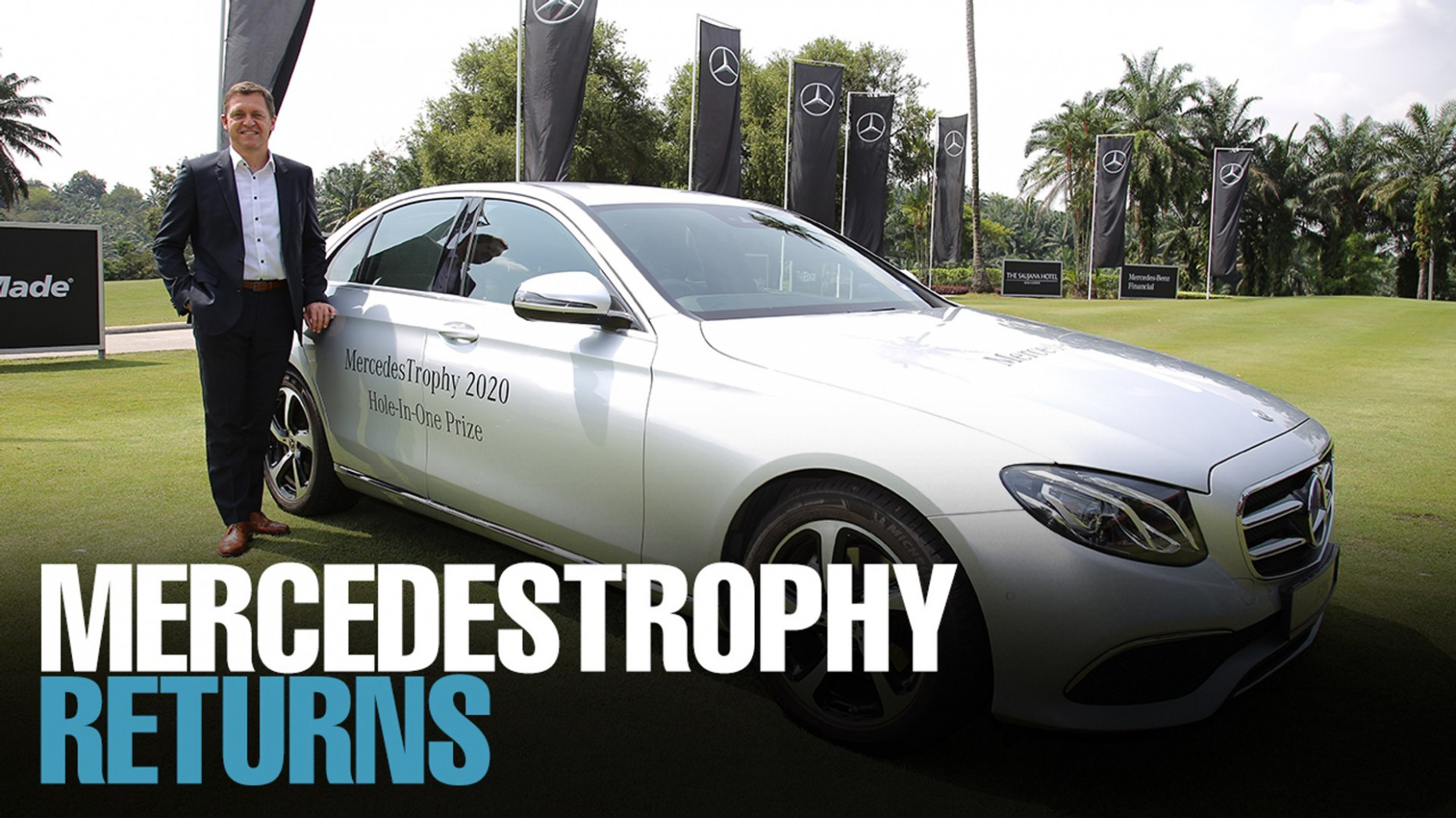 Mercedes-Benz M'sia celebrates 10 years of MercedesTrophy