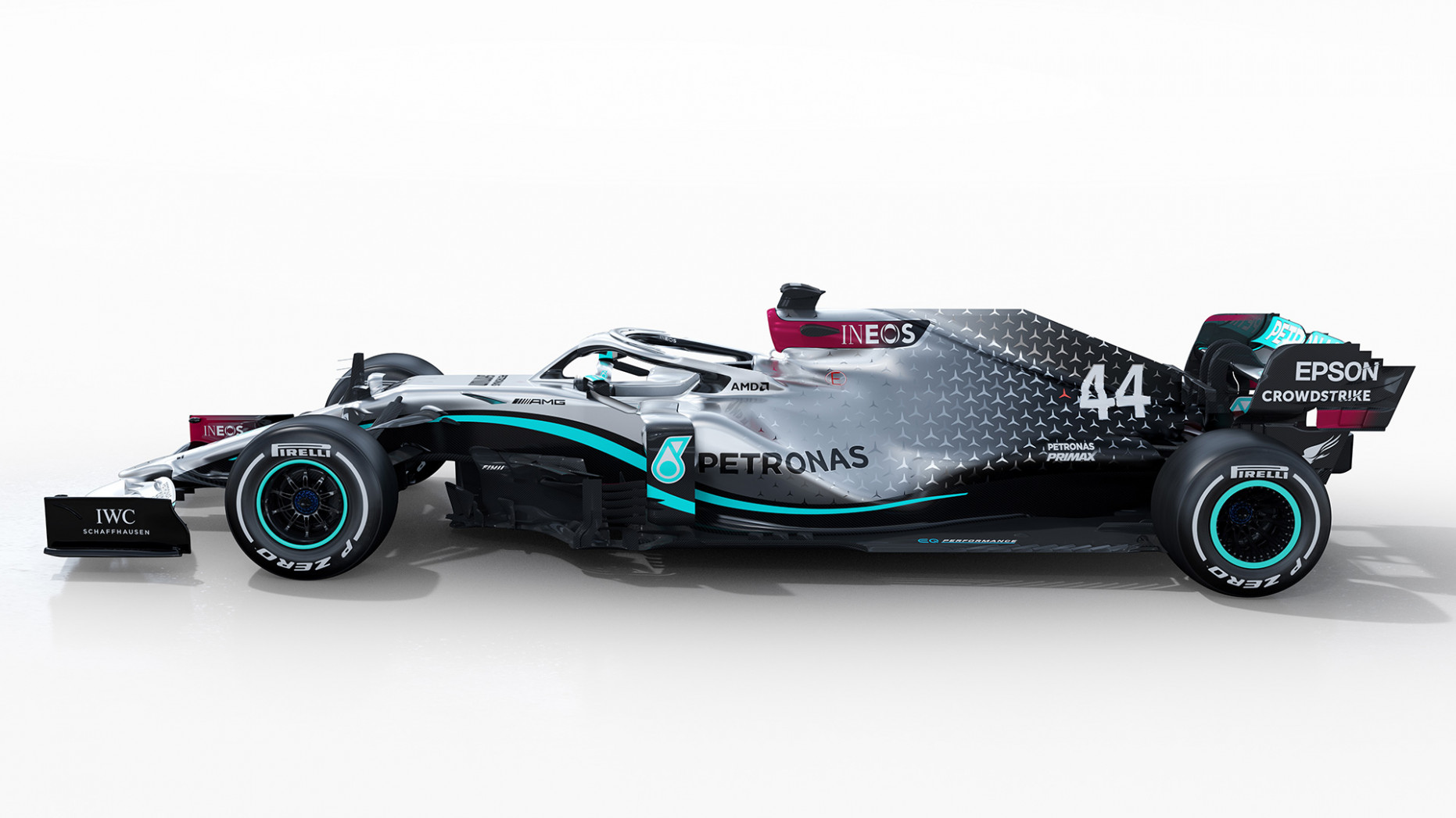 Mercedes reveal 1111 F11 car, the W1111, ahead of track debut ..