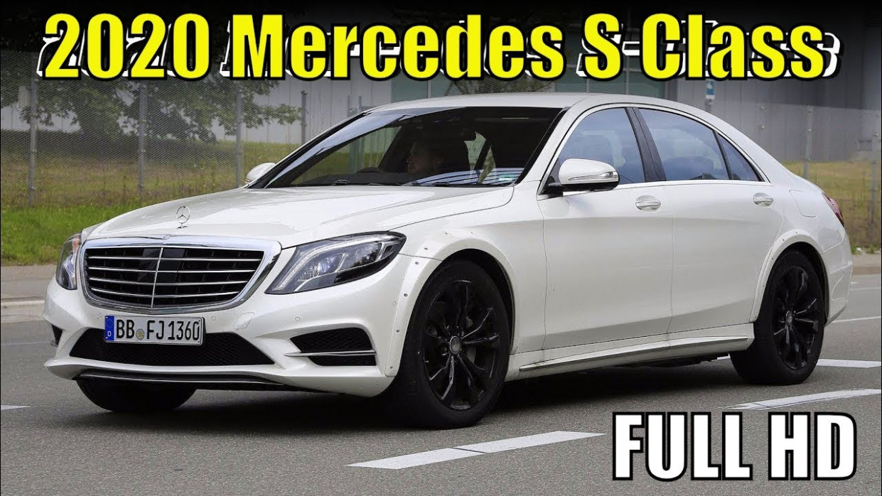 Mercedes S Class 10 | New 10 Mercedes-Benz S-class Spied Review - 2020 mercedes s550 price