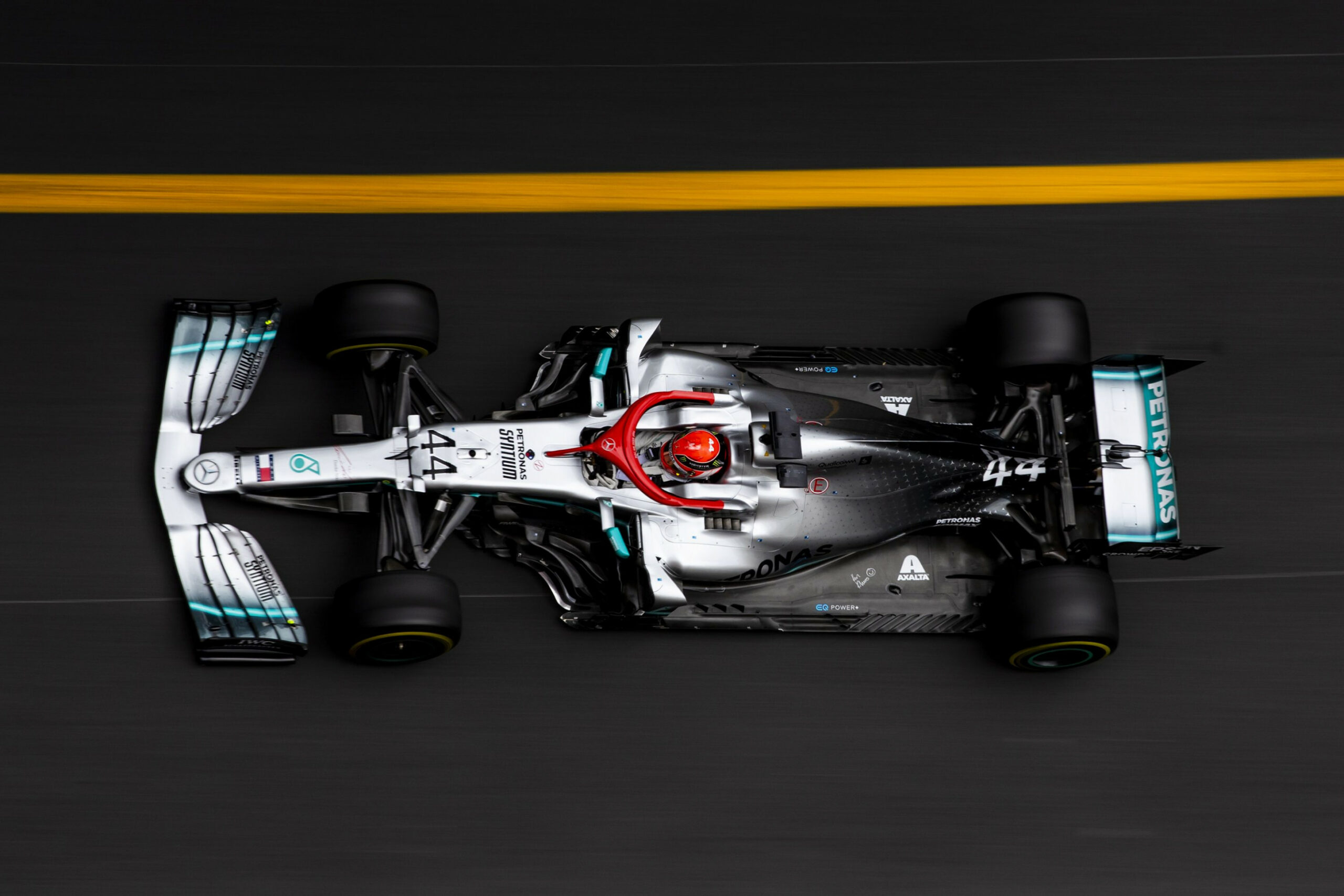 Mercedes Team to Leave F11 After 11?