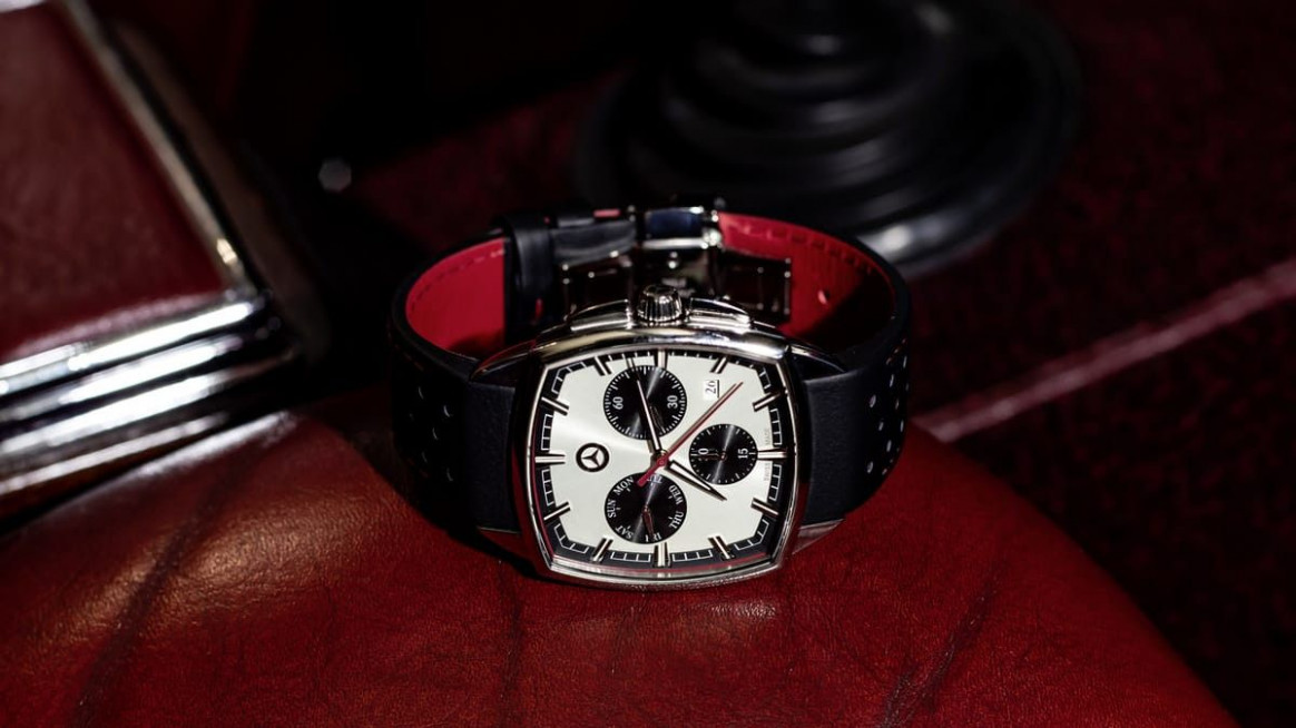 Mercedes Watches MenS Chronograph Analog 12 First Drive di ..