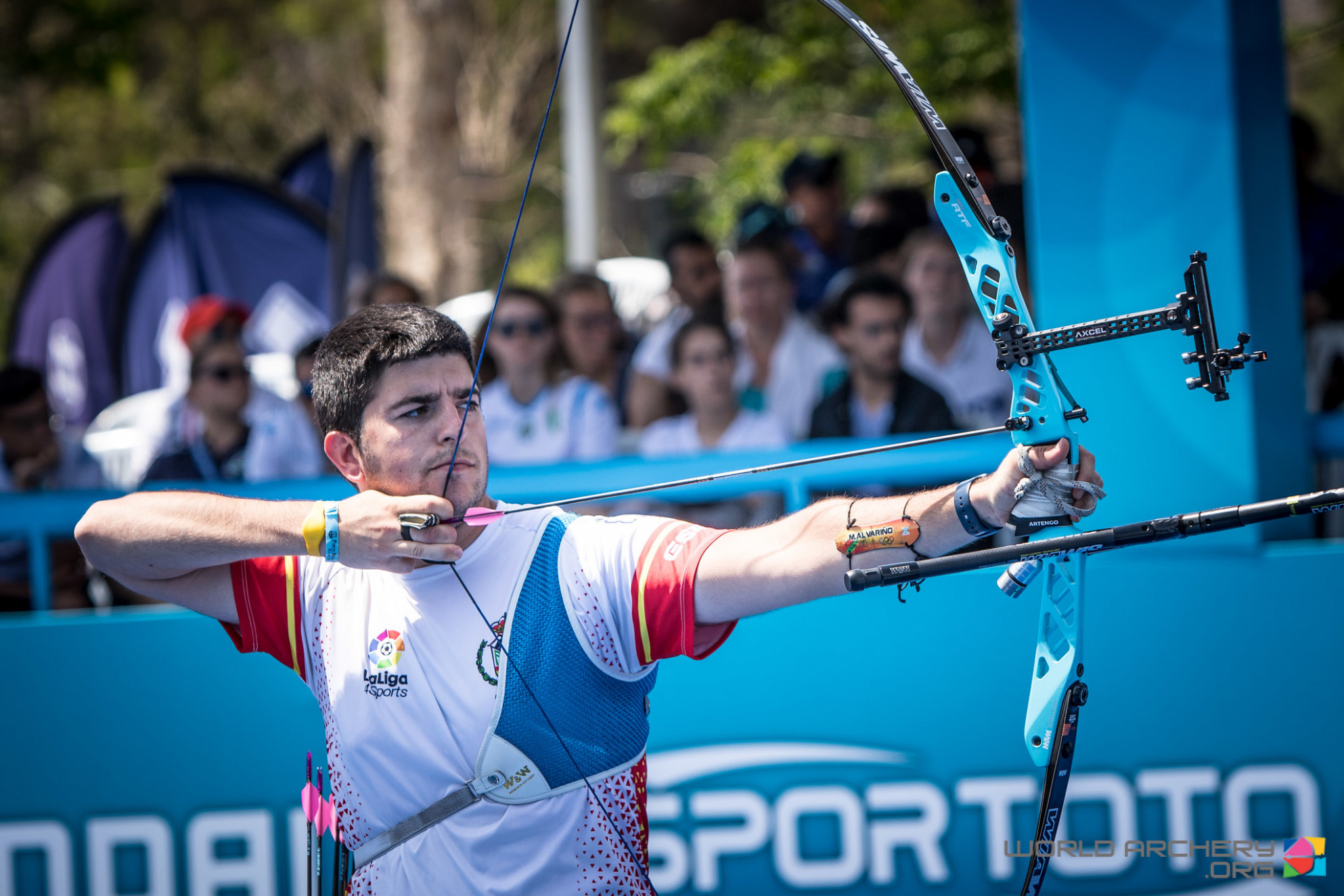Miguel Alvarino Garcia named to Spanish Olympic team for Tokyo ...