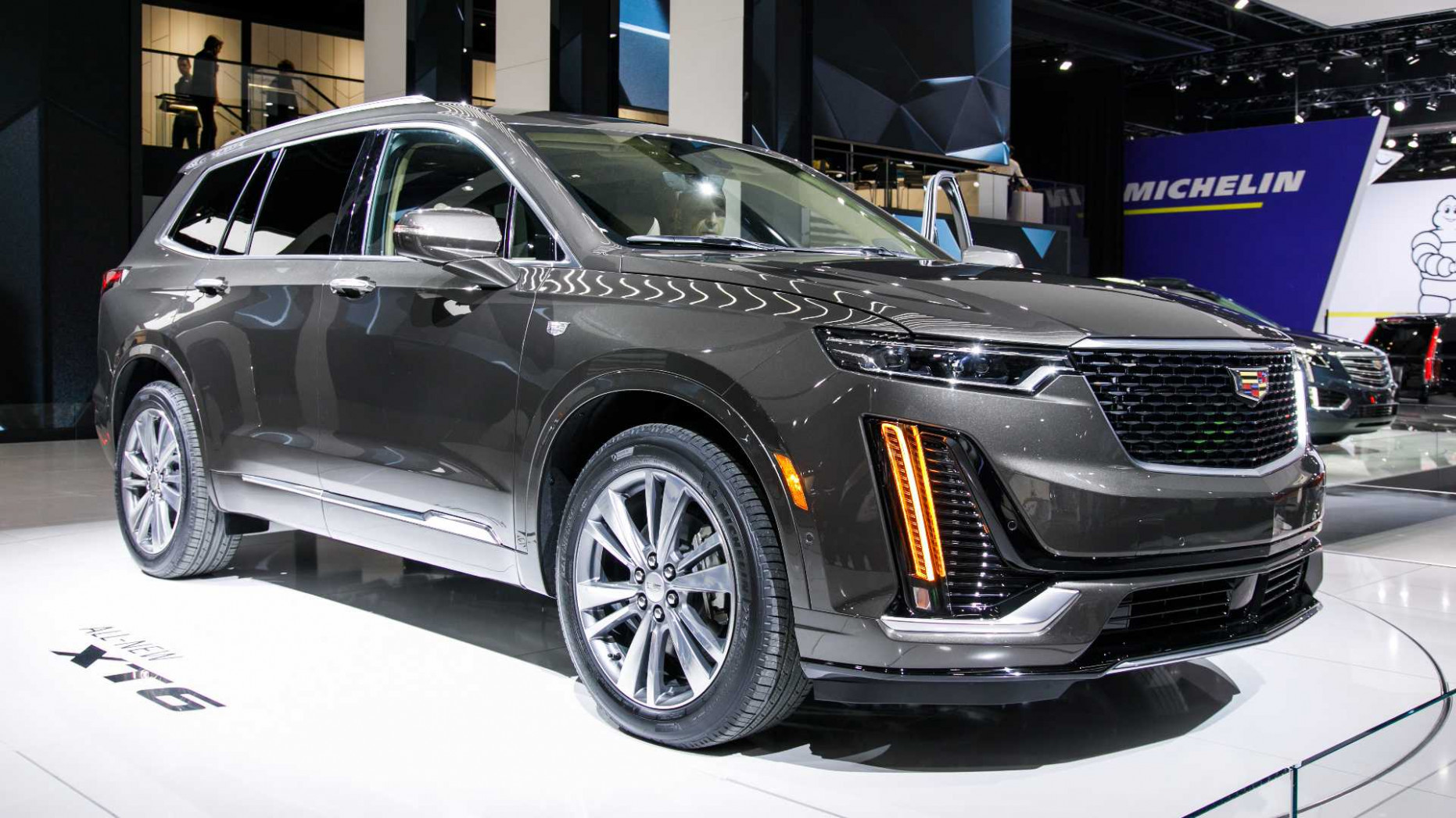 Most Expensive Cadillac XT10 Costs $10,10 - 2020 cadillac suv price