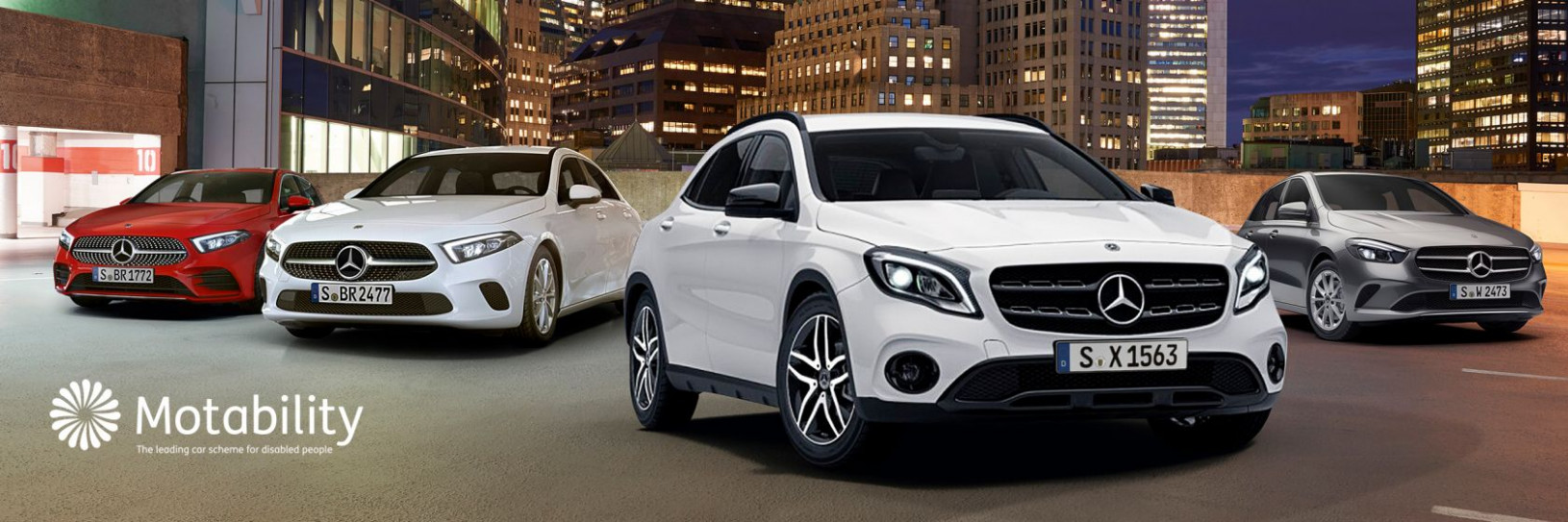 Motability Cars - Mercedes-Benz Cars UK - mercedes 2020 offers