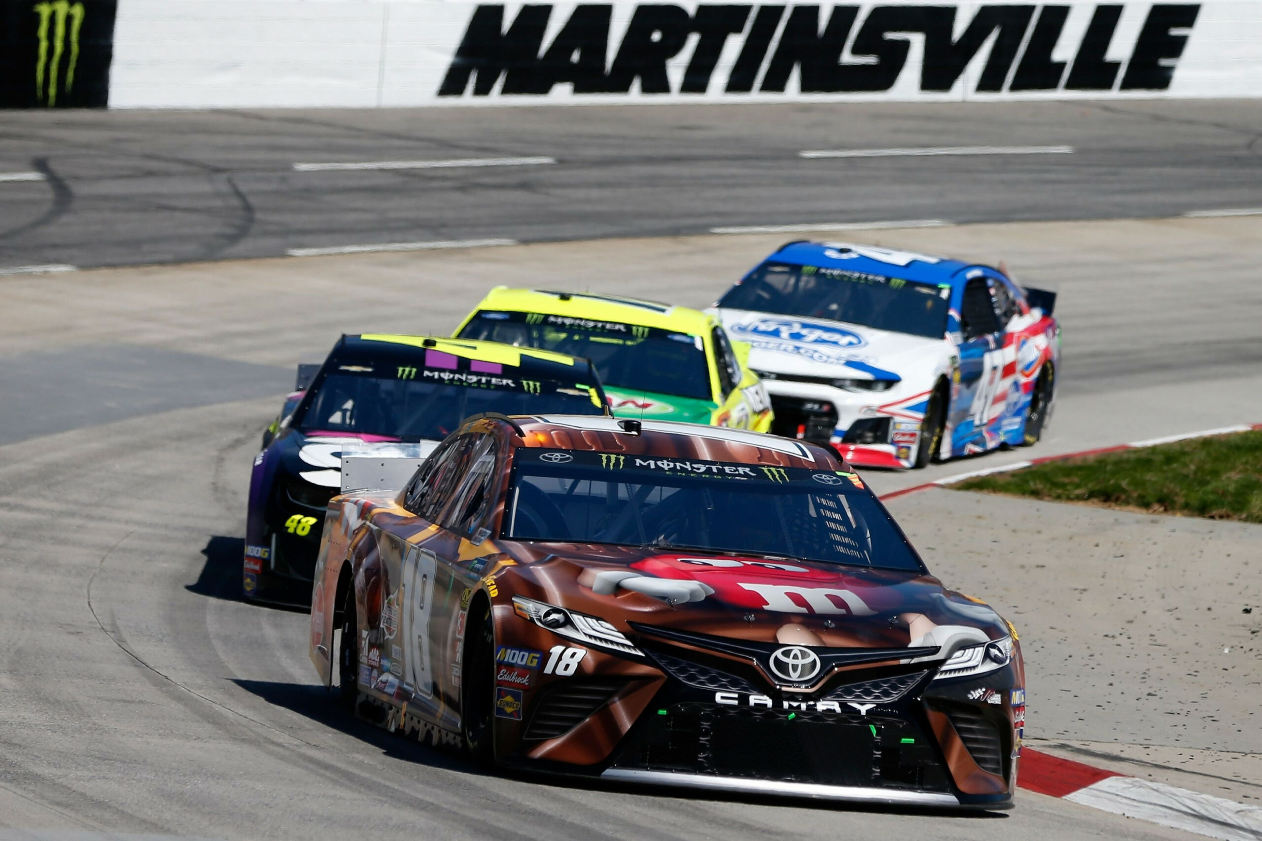 NASCAR stars eager for 12 schedule shakeup - dodge and nascar 2020