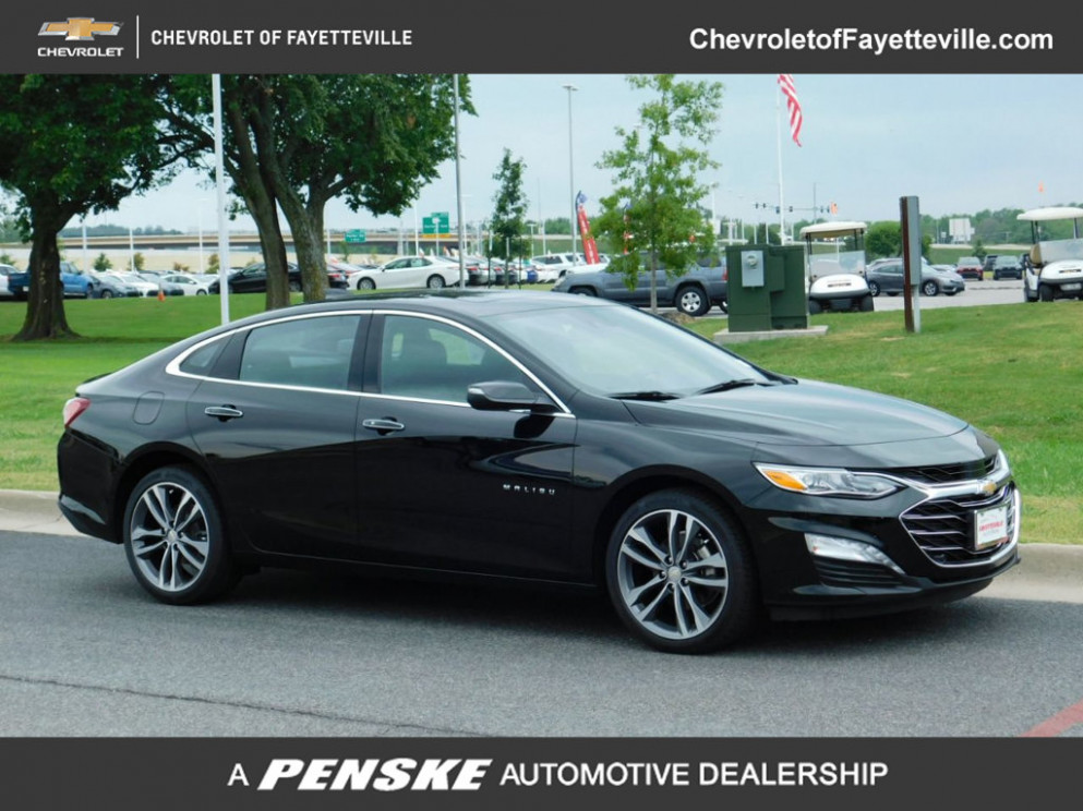 New 10 Chevrolet Malibu 10dr Sedan Premier With Navigation