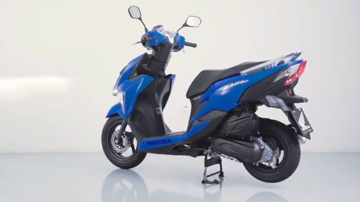 ? NEW 10 Honda Elite 10
