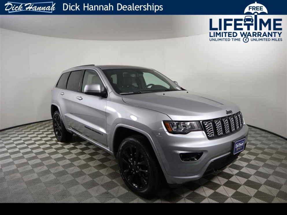 NEW 10 JEEP GRAND CHEROKEE ALTITUDE 10X10