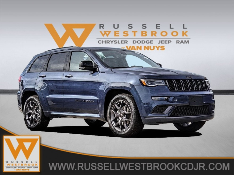 NEW 10 JEEP GRAND CHEROKEE LIMITED X 10X10