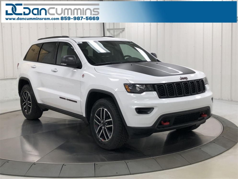New 10 Jeep Grand Cherokee Trailhawk With Navigation & 10WD