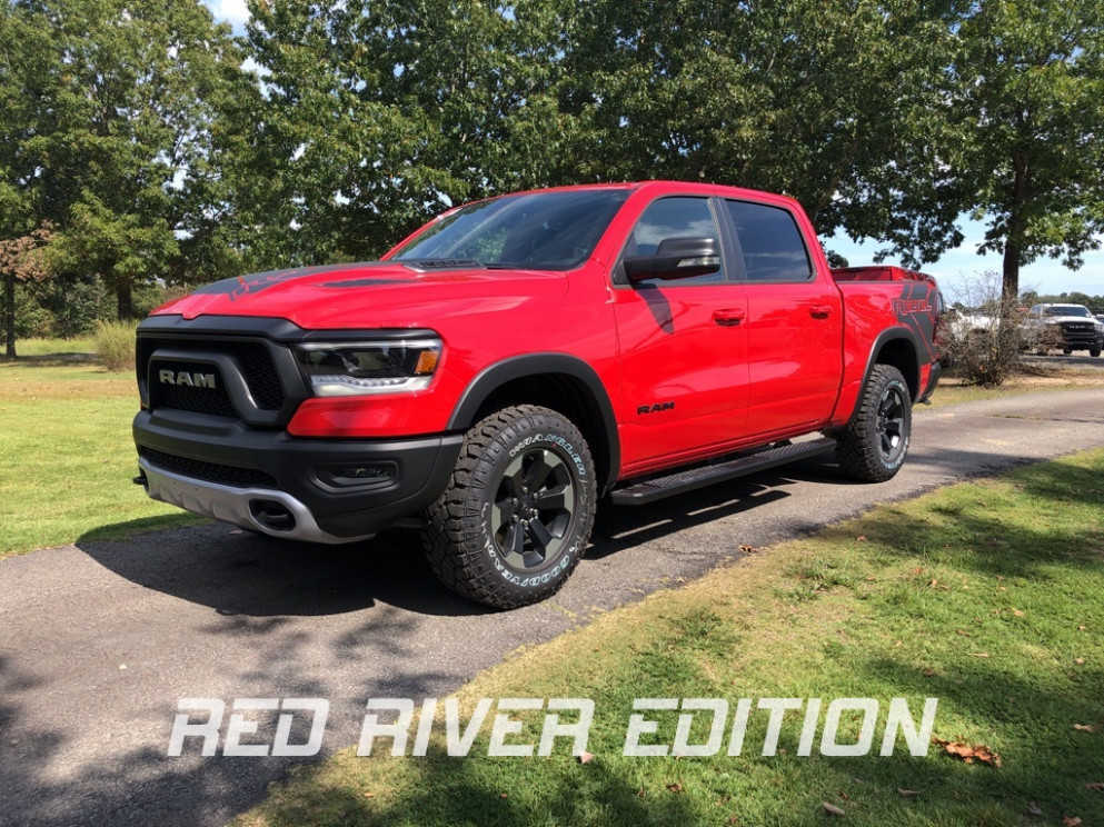 New 10 RAM 10 Rebel Crew Cab for Sale #LN10 | Red River ..