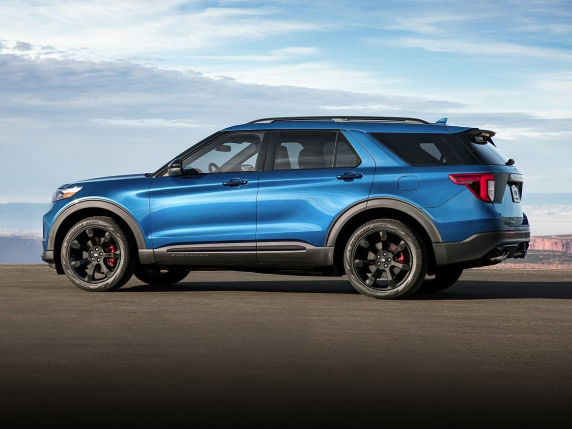 New 100 Ford Explorer Chicago IL - Fox Ford Lincoln 10FM10K10GC10LGC10 - 2020 ford lincoln