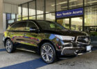 New 11 Acura MDX Sport Hybrid SH-AWD with Technology Package