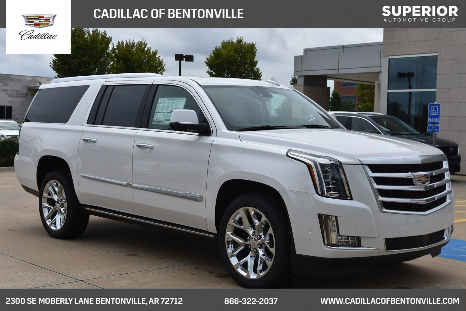 New 11 Cadillac Escalade ESV Premium Luxury With Navigation & 11WD