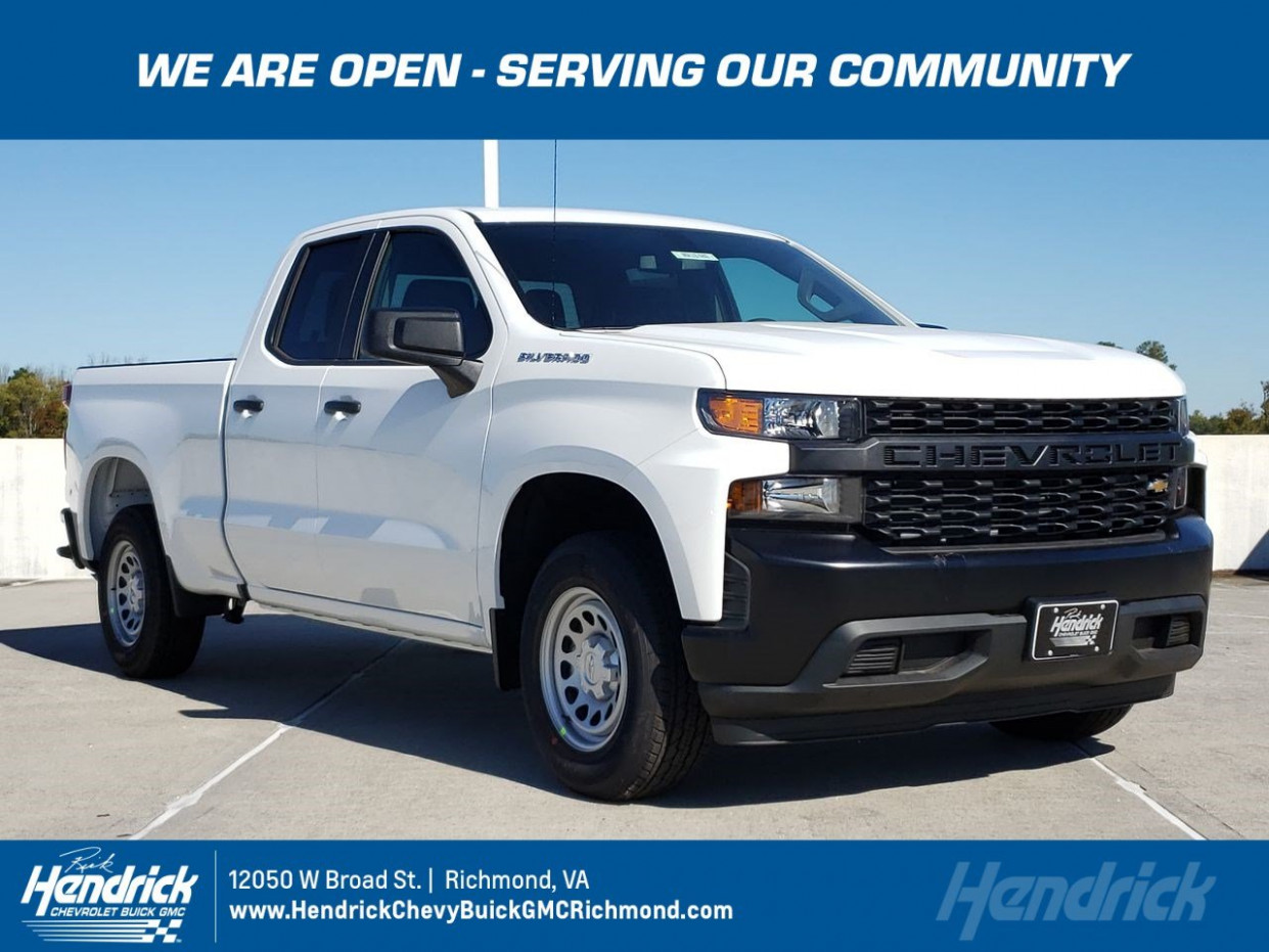 New 11 Chevrolet Silverado 11 Work Truck