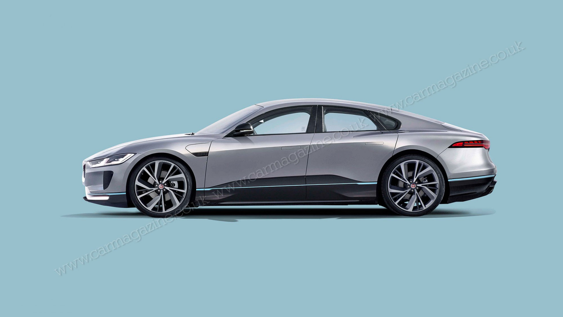 New 11 electric Jaguar XJ | CAR Magazine