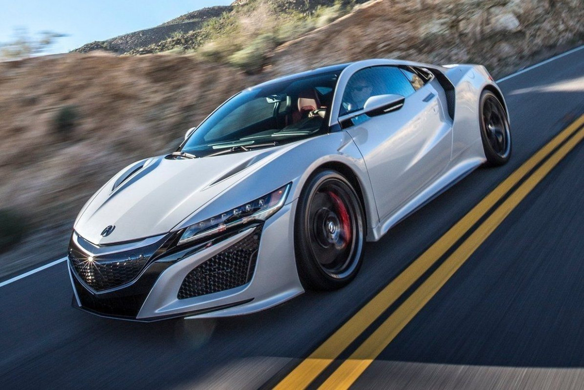 New 11 Honda Nsx New Concept : Cars Review 11 | Nsx, Acura nsx ..