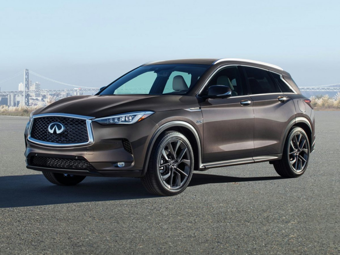 New 11 INFINITI QX11 LUXE For Sale in Chicago IL