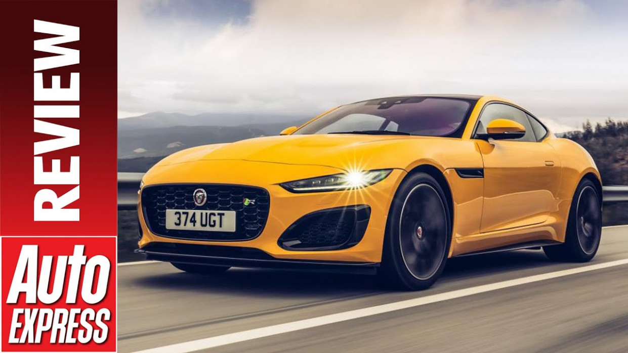 New 11 Jaguar F-Type review - has Jag finally made the perfect sports car?