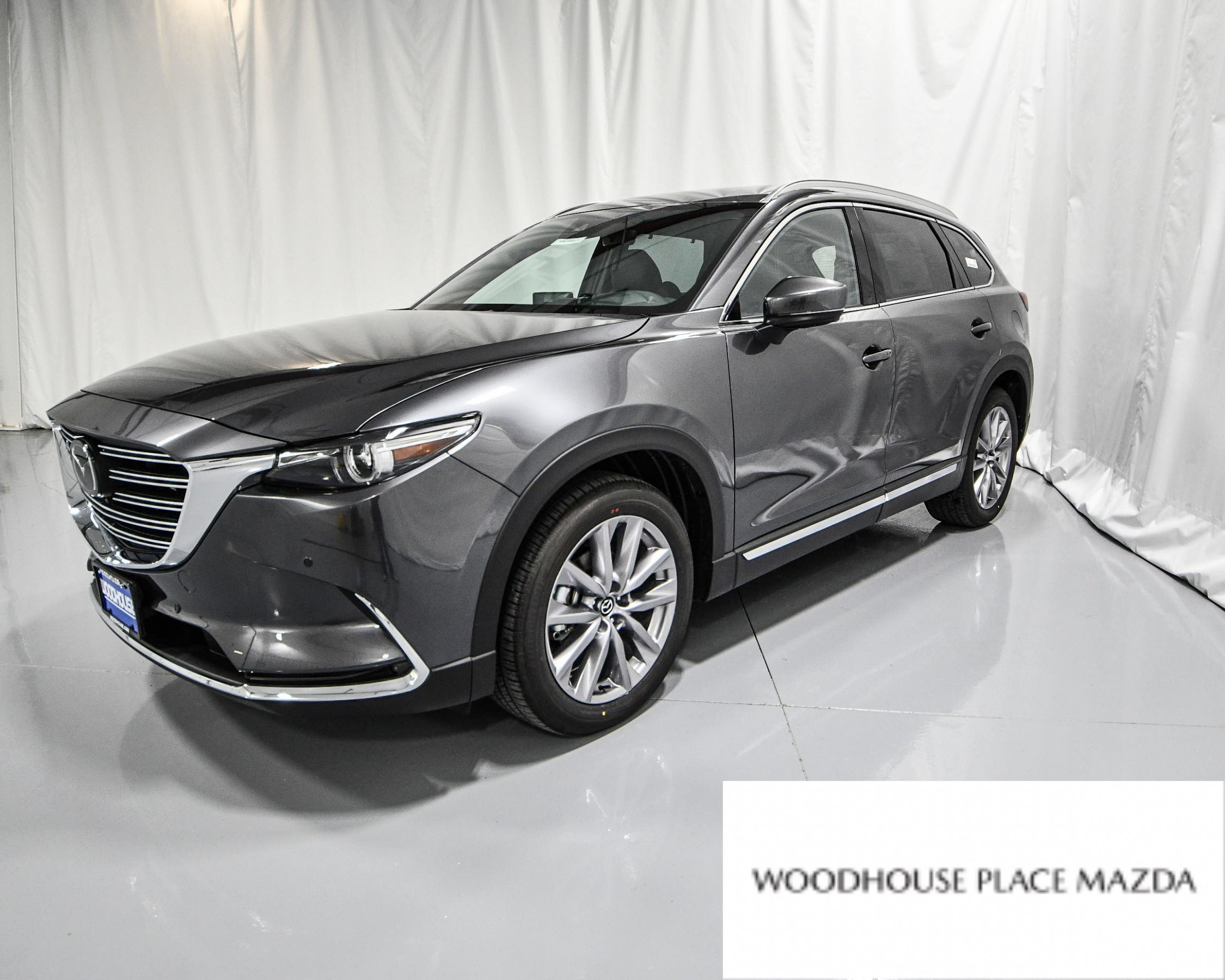 New 11 Mazda CX-11 Grand Touring With Navigation & AWD - 2020 mazda cx-9