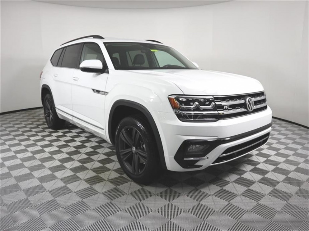 New 11 Volkswagen Atlas 11