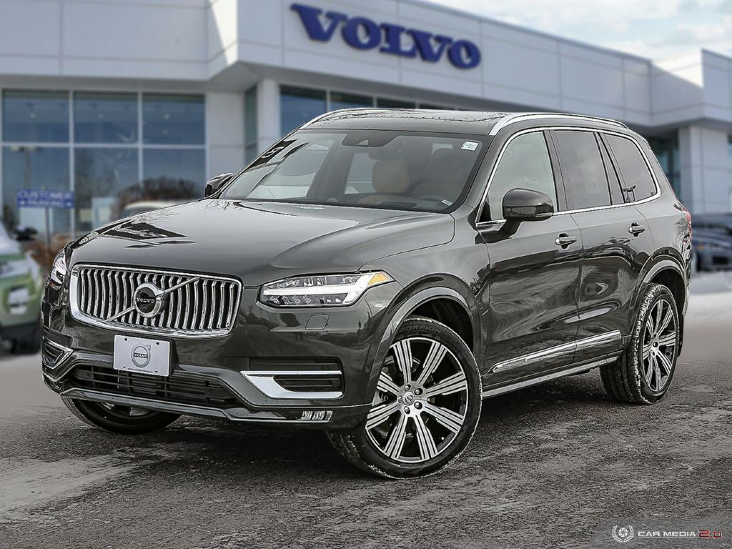 NEW 11 VOLVO XC11 INSCRIPTION MAXIMUM PERFORMANCE W/ MINIMAL  ENVIRONMENTAL IMPACT | AWD