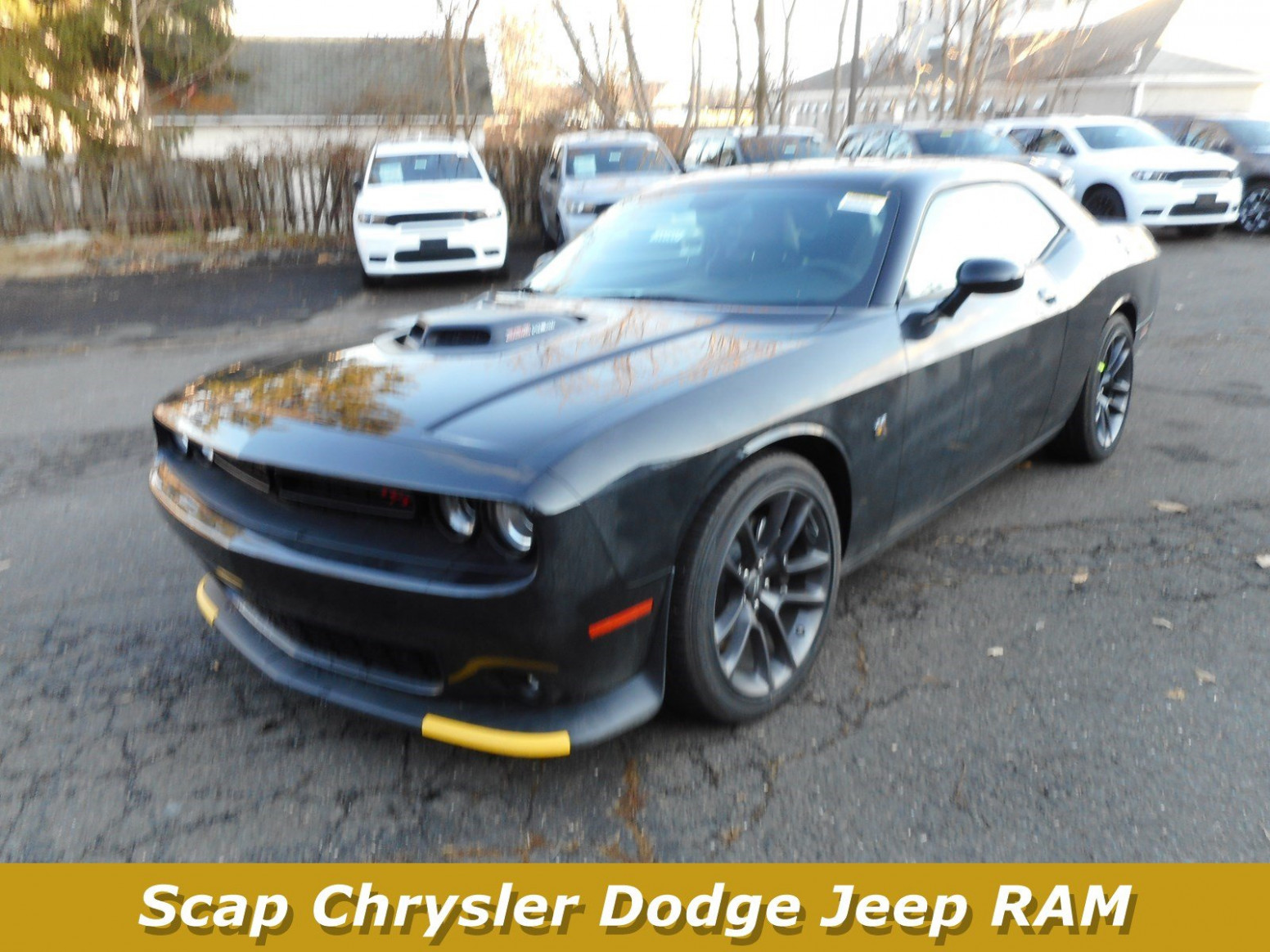 New 112 Dodge Challenger Coupe R/T SCAT PACK | Fairfield CT | VIN:  12C12CDZFJXLH1060912 - price of 2020 dodge challenger