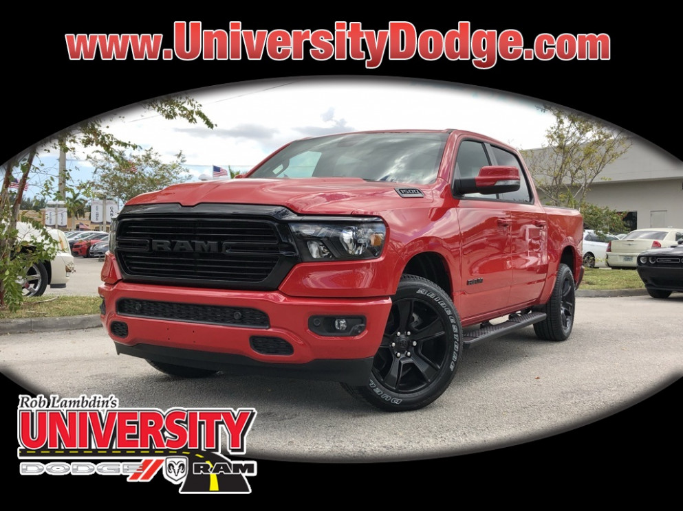 "NEW 112 RAM 112 BIG HORN CREW CAB 112X12 1212"" BOX"