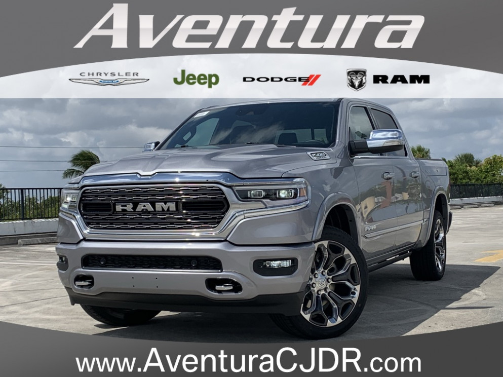 "NEW 112 RAM 112 LIMITED CREW CAB 112X12 1212"" BOX"
