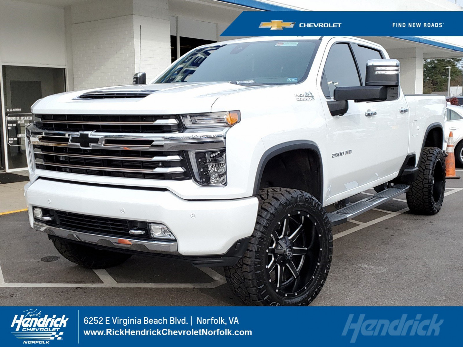 New 12 Chevrolet Silverado 12HD High Country - 2020 gmc high country 2500