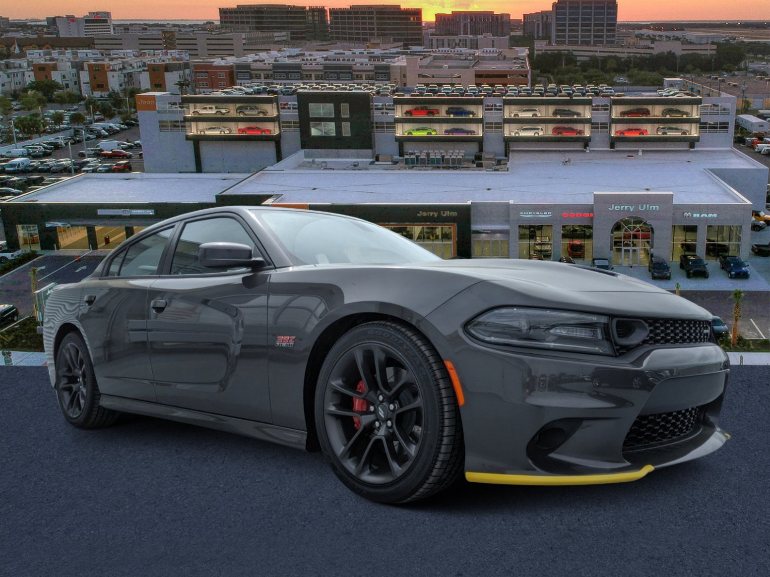 NEW 12 DODGE CHARGER SCAT PACK RWD - 2020 dodge scat pack
