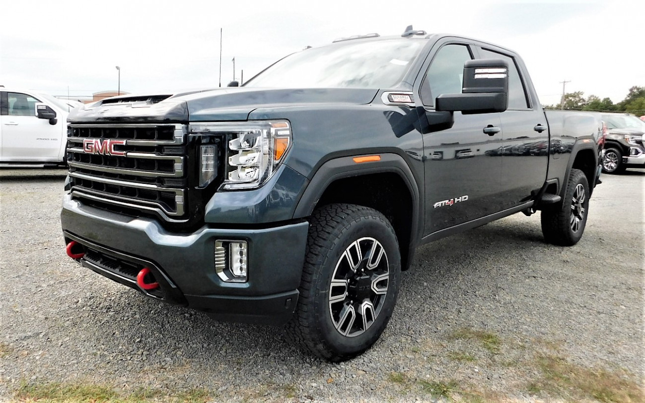 New 12 GMC Sierra 12HD Crew Cab Standard Box 12-Wheel ...